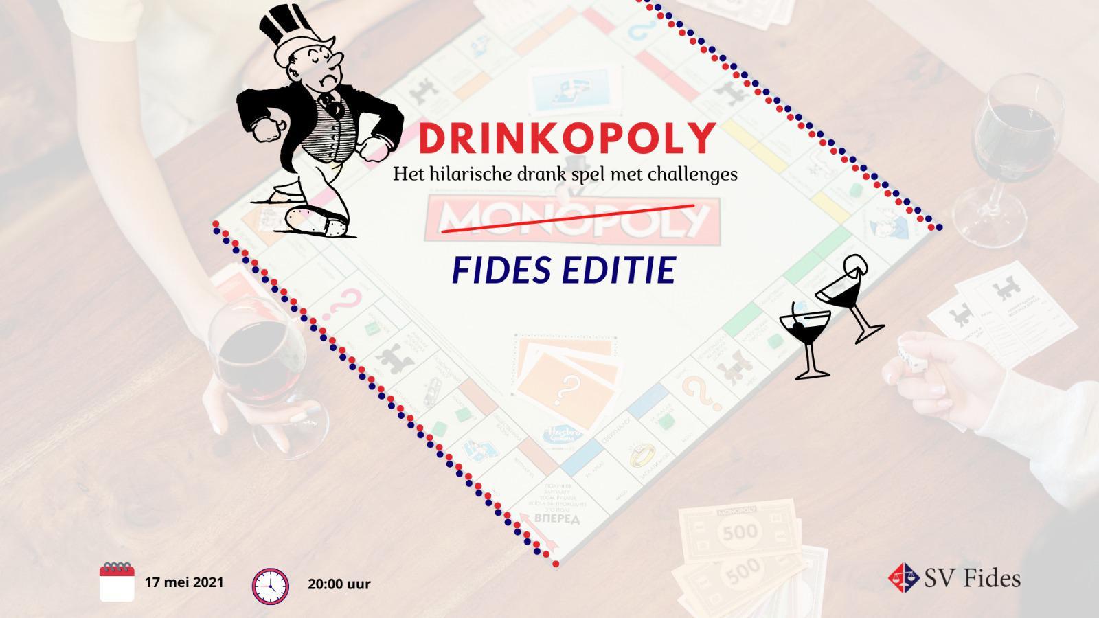 Drinkopoly Fides editie