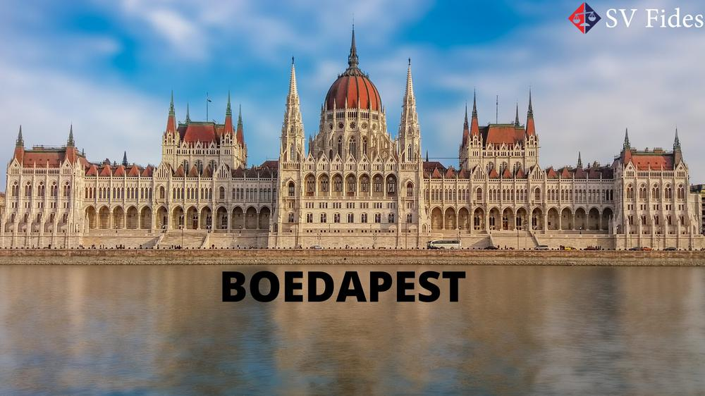 Buitenlandse reis Boedapest