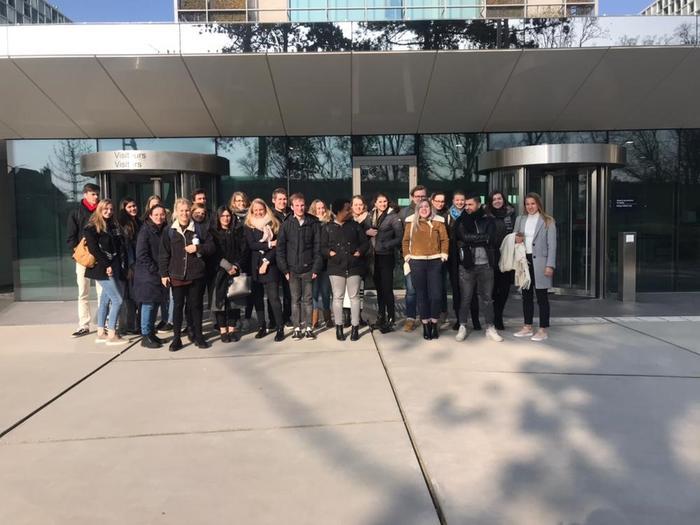 Bezoek ICC Den Haag