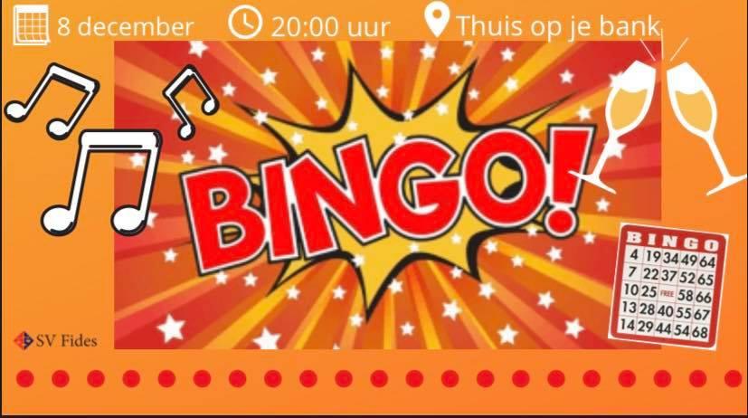 SV Fides presents: bingo