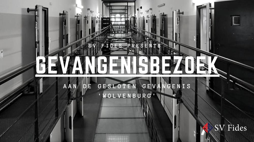 Gevangenisbezoek Wolvenburg
